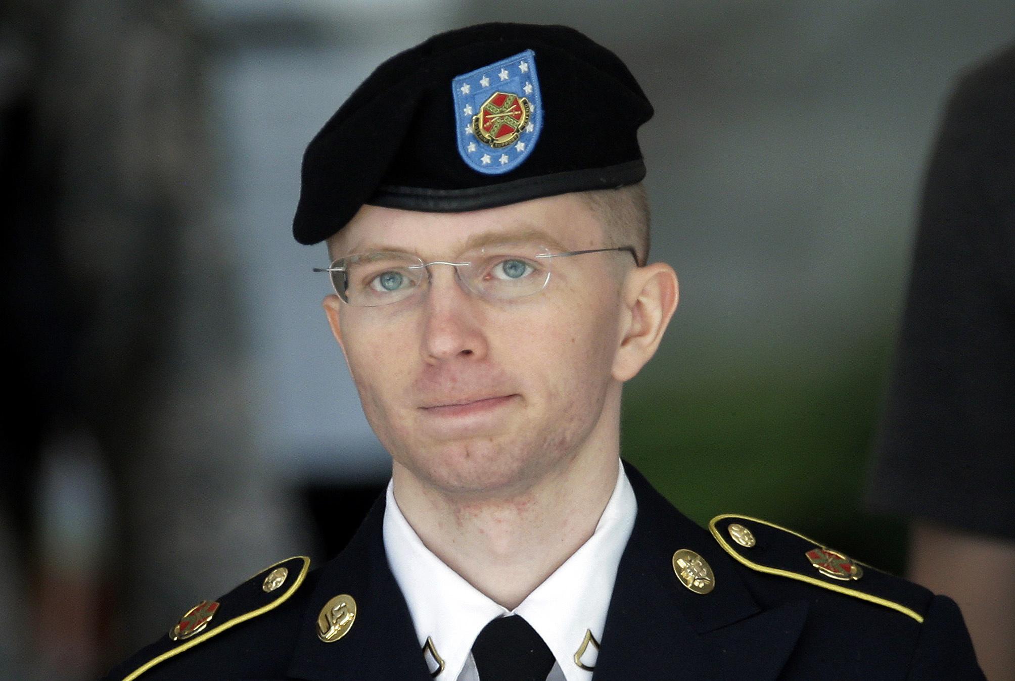 Bradley Manning Photo by Patrick Semansky, AP Photo_328959