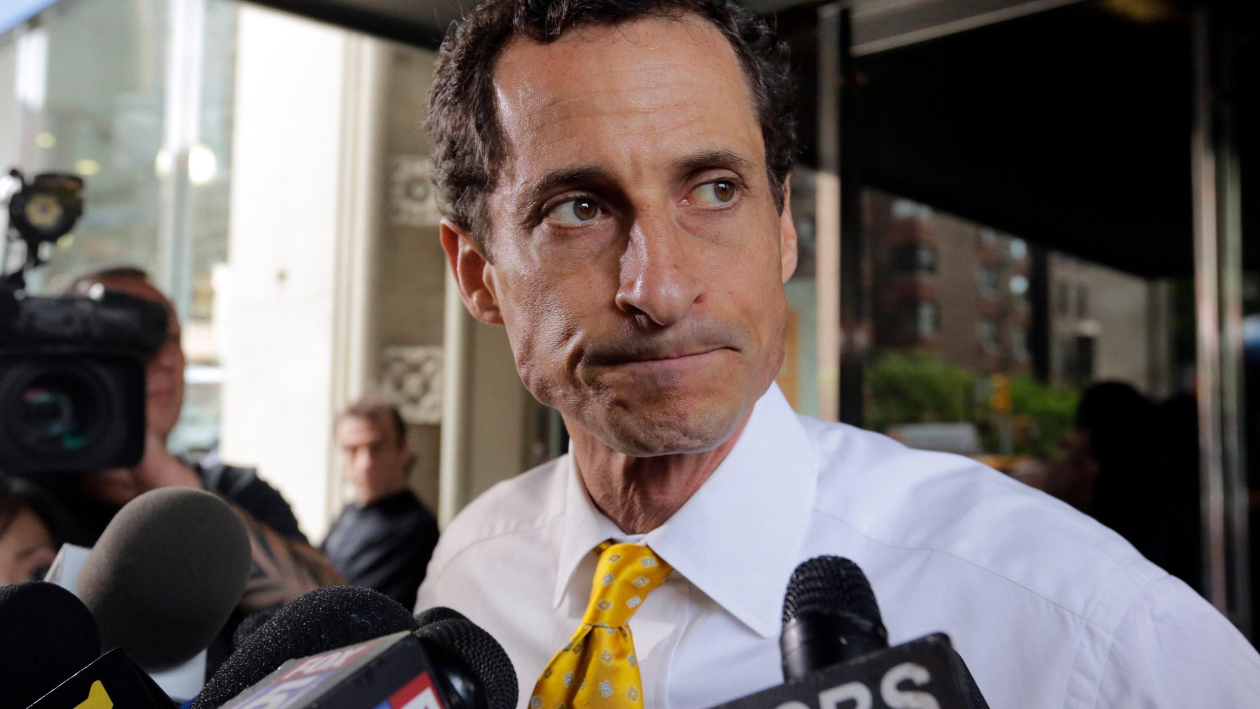 Anthony Weiner Photo by Richard Drew, AP Photo_330173