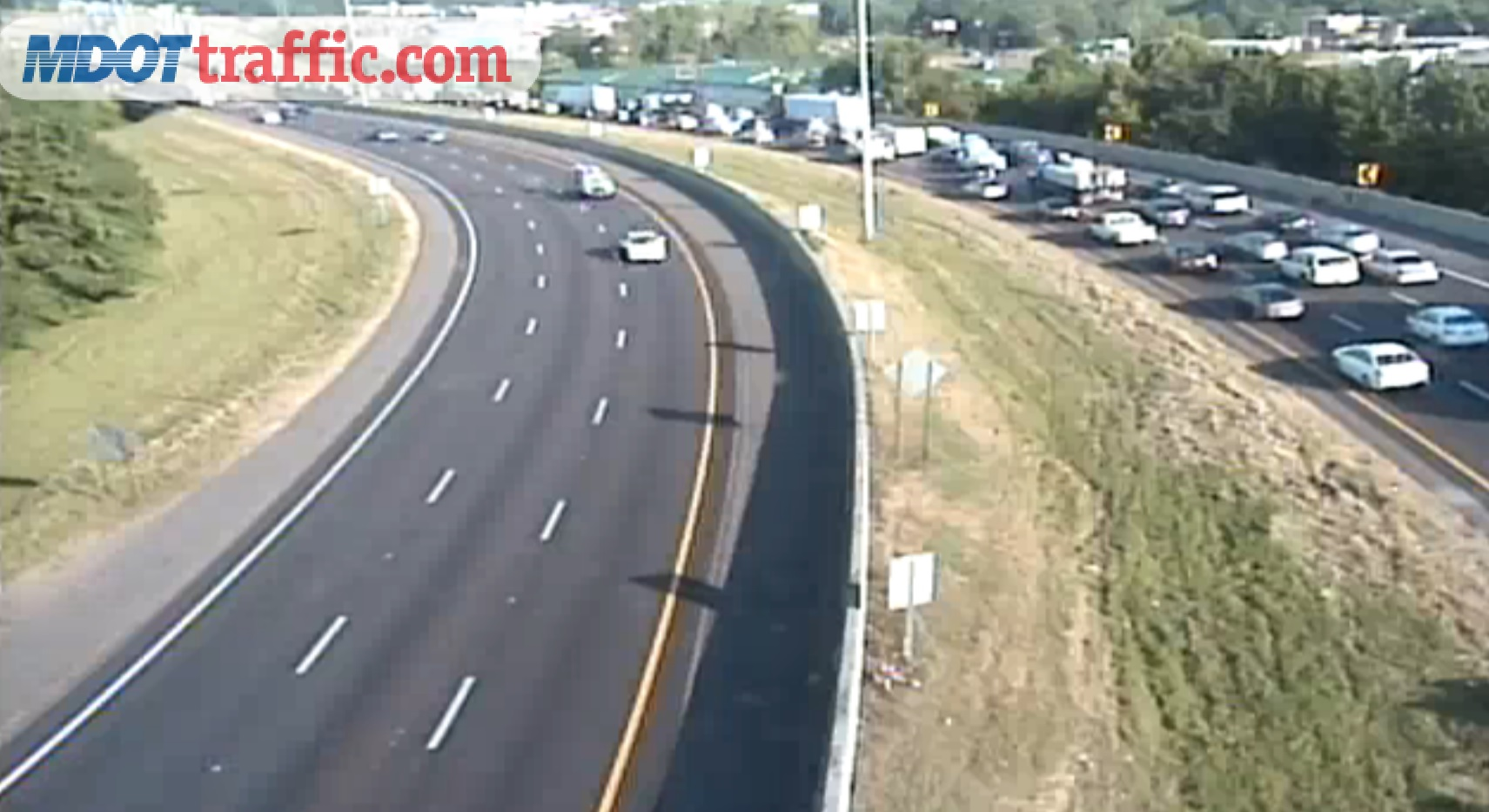 UPDATE: Accident cleared on I-20 West near the I-220 split