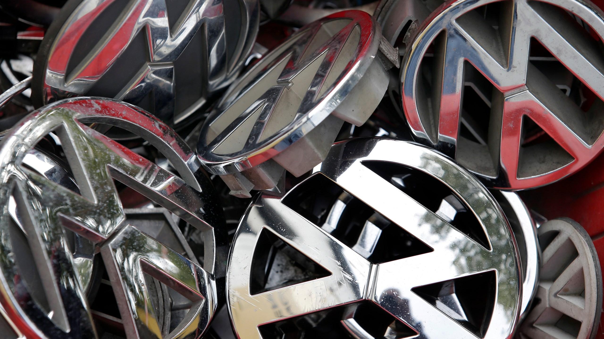 FILE PHOTO Volkswagen Photo by Michael Sohn, AP Photo_233439