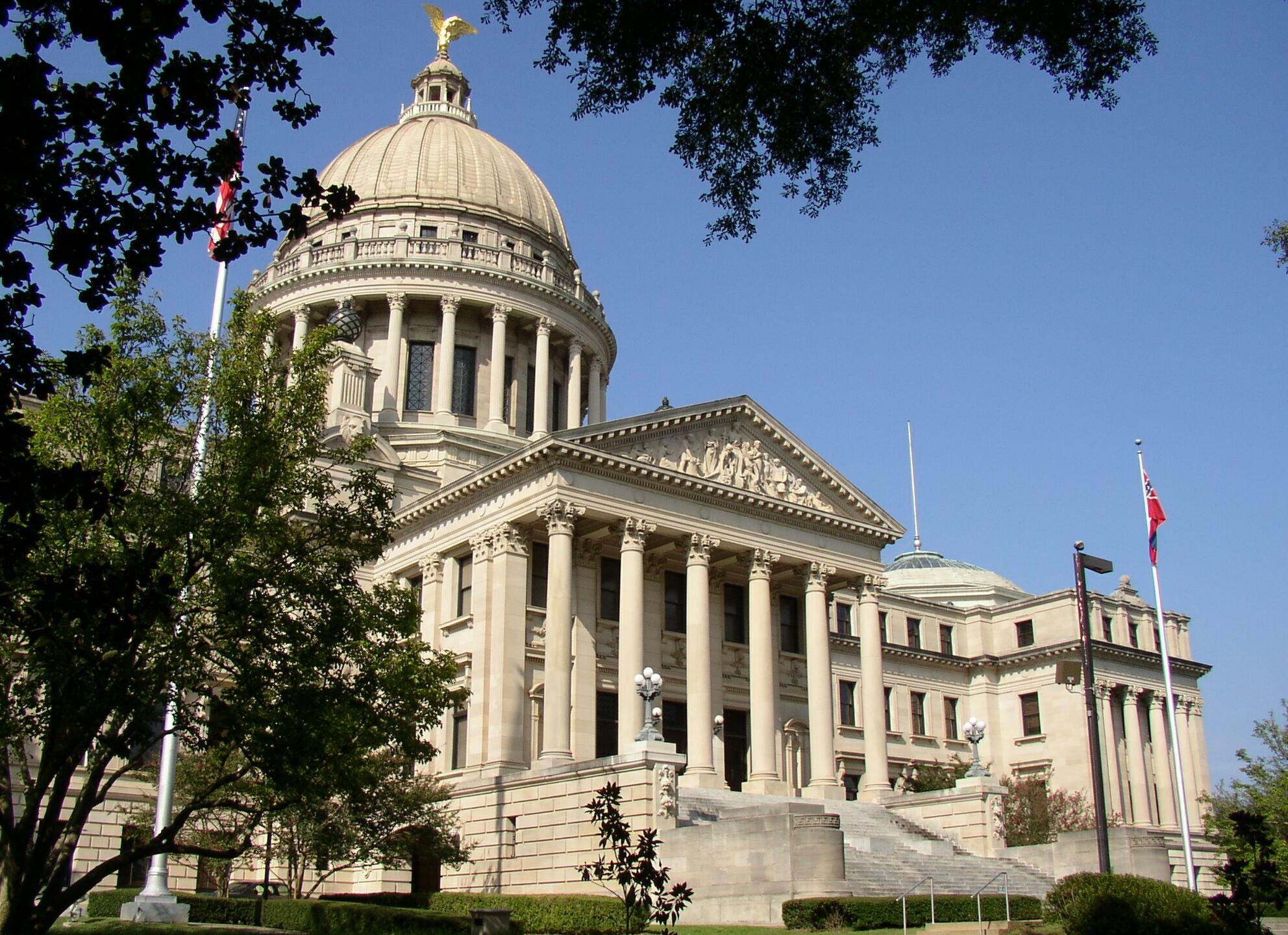Mississippi_New_State_Capitol_Building_in_Jackson_402991