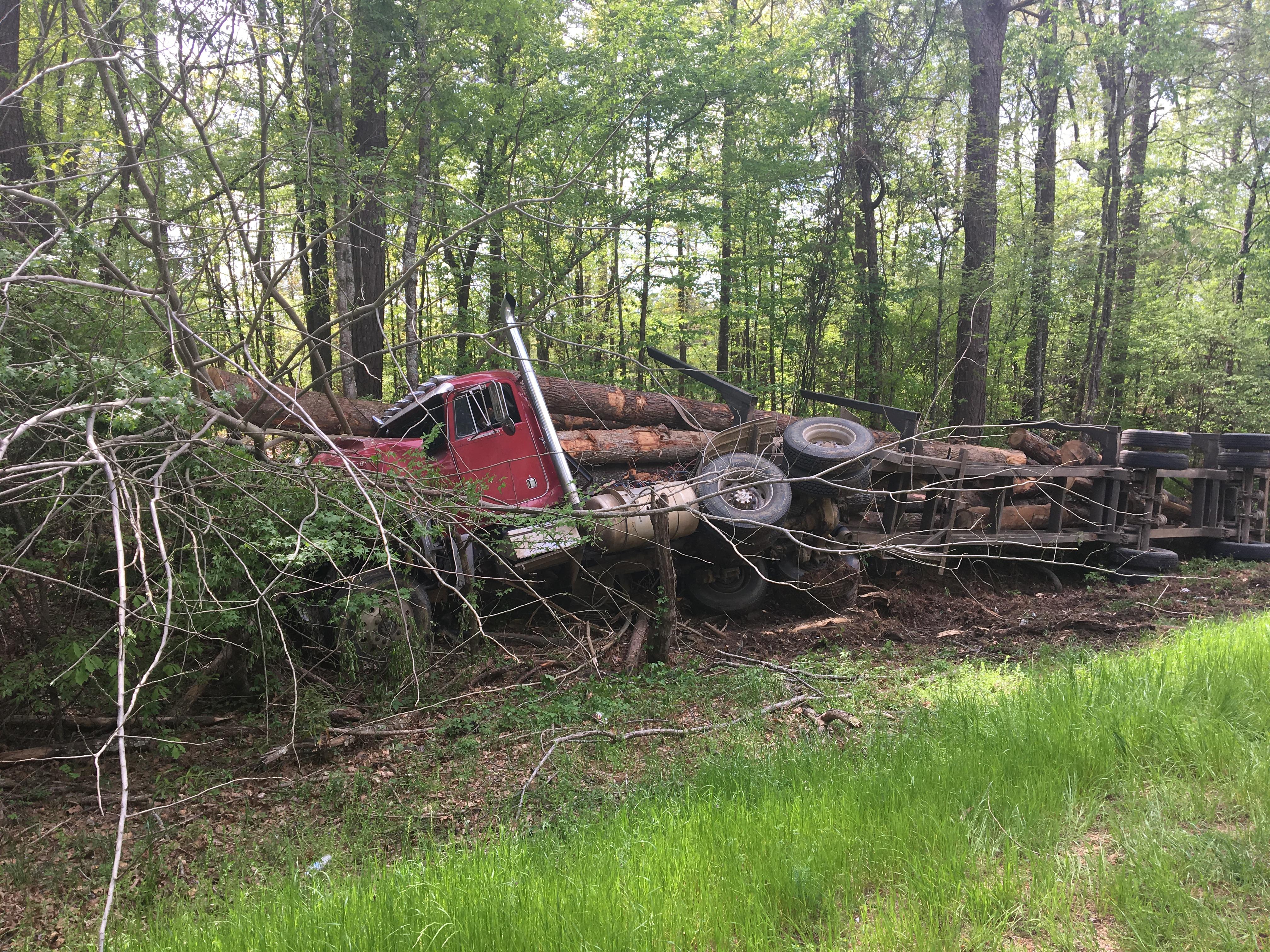 MHP responding to crash on MS 27 near Bear Creek Road