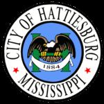 City of Hattiesburg logo
