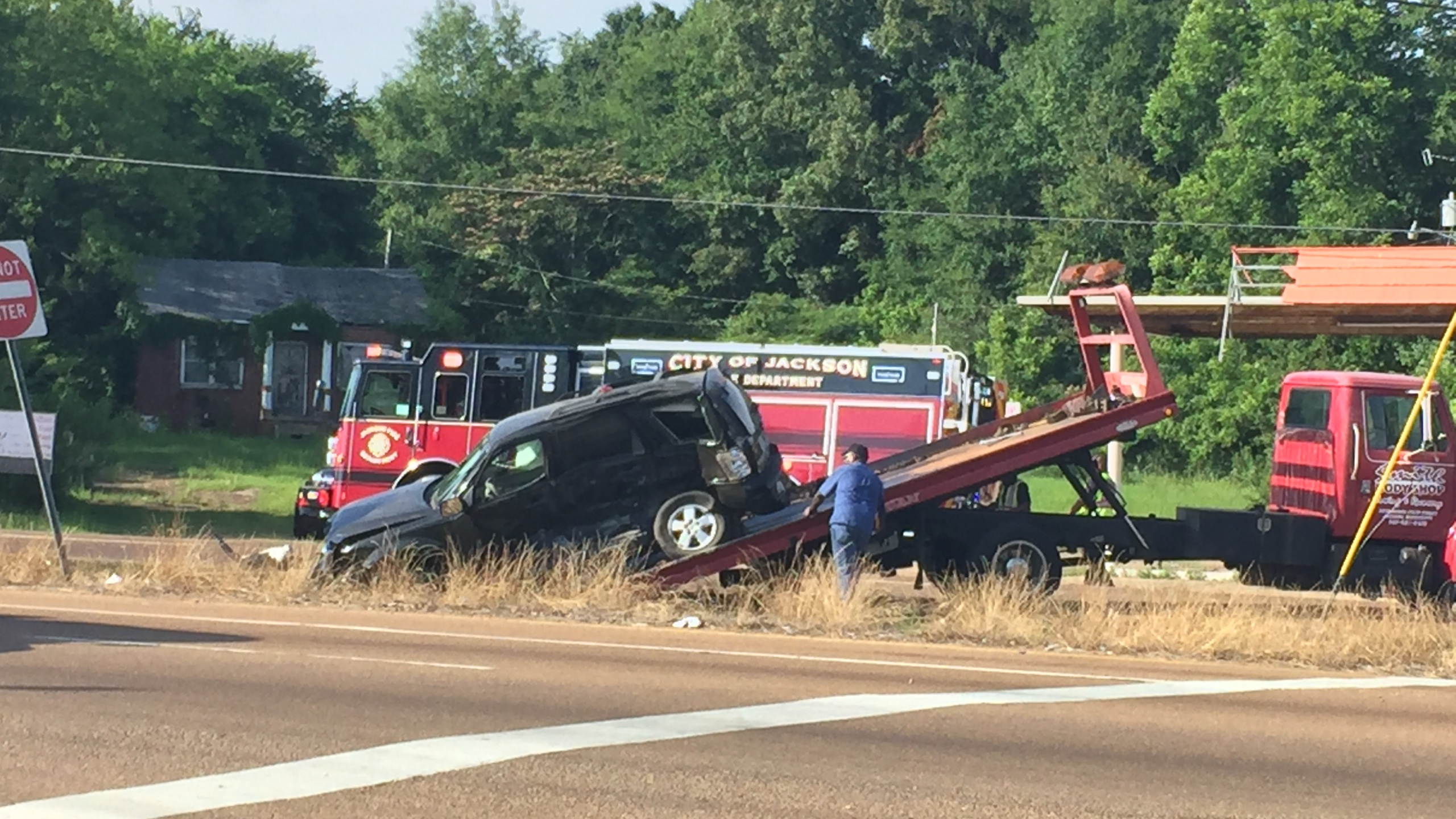 JPD investigates fatal accident on Hwy 49 North