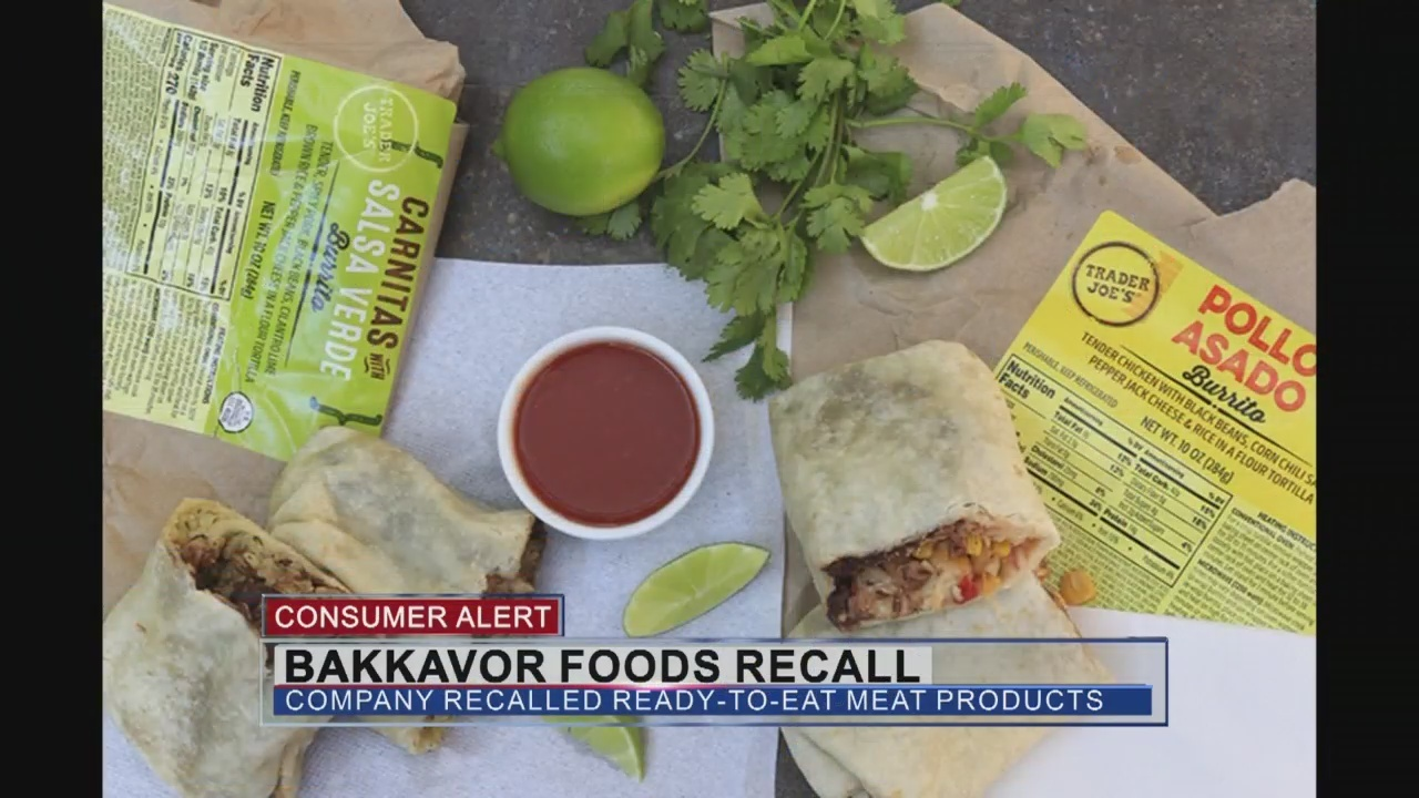 Bakkavor recalls 800,000 pounds of ready-to-eat meat products
