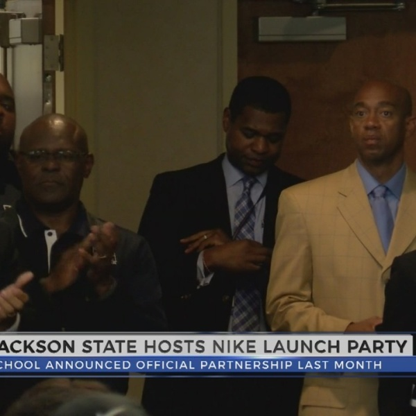 JSU hosts Nike launch party