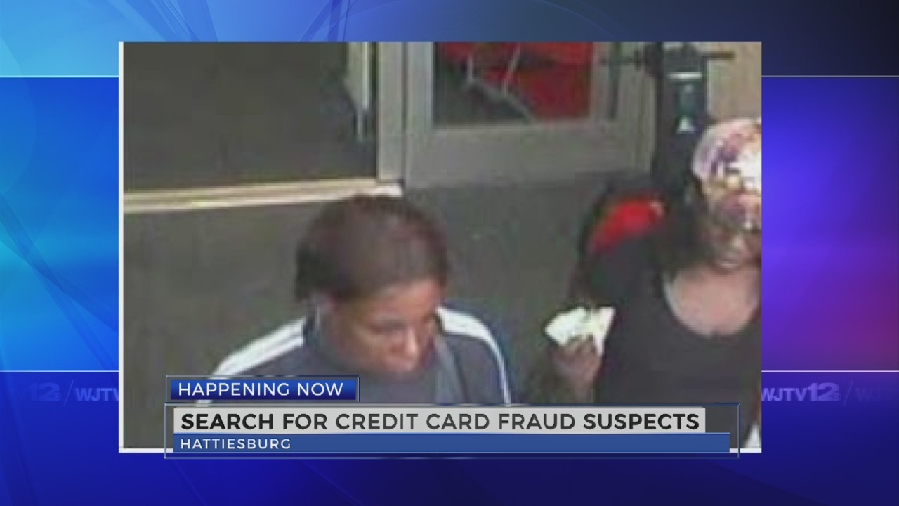 Credit Card Fraud Suspects Sought