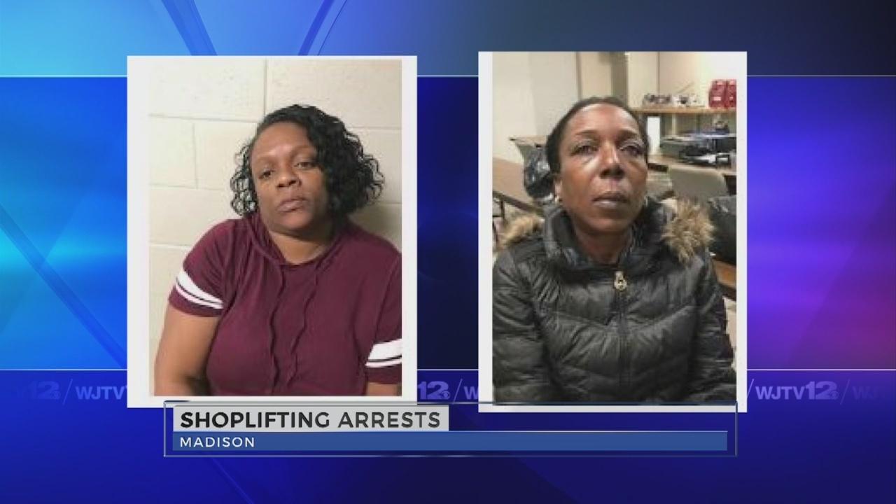 Madison Police arrest 2 women for multi-state felony