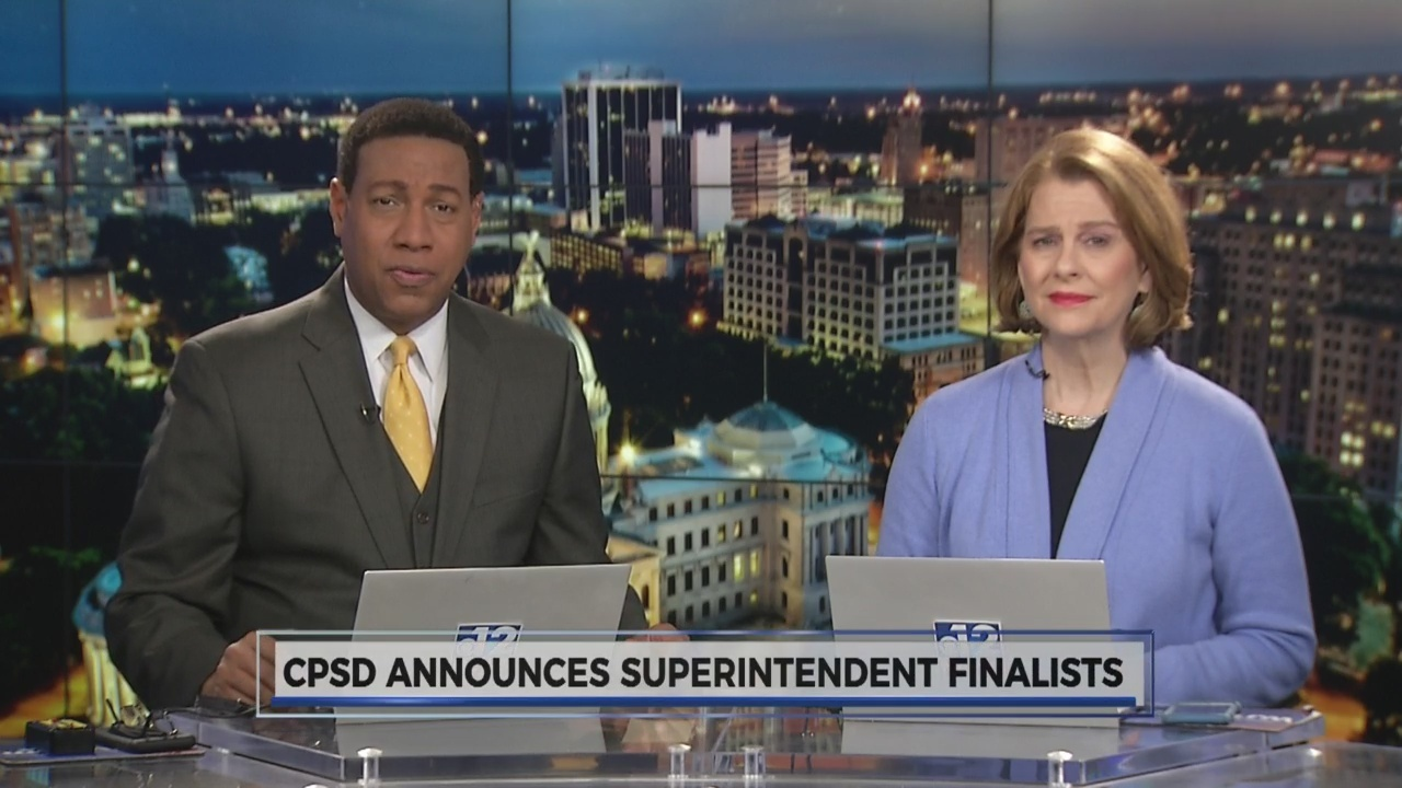 Canton Superintendent Search down to two finalists