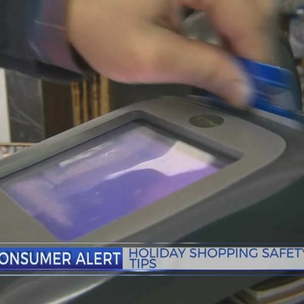 Holiday safety shopping tips
