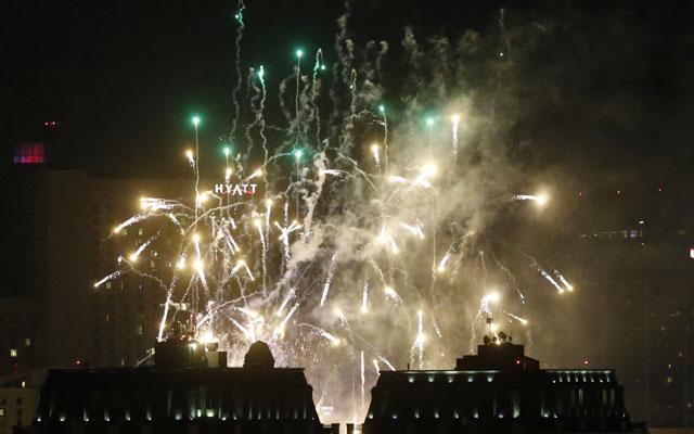 Fireworks in Denver_188657