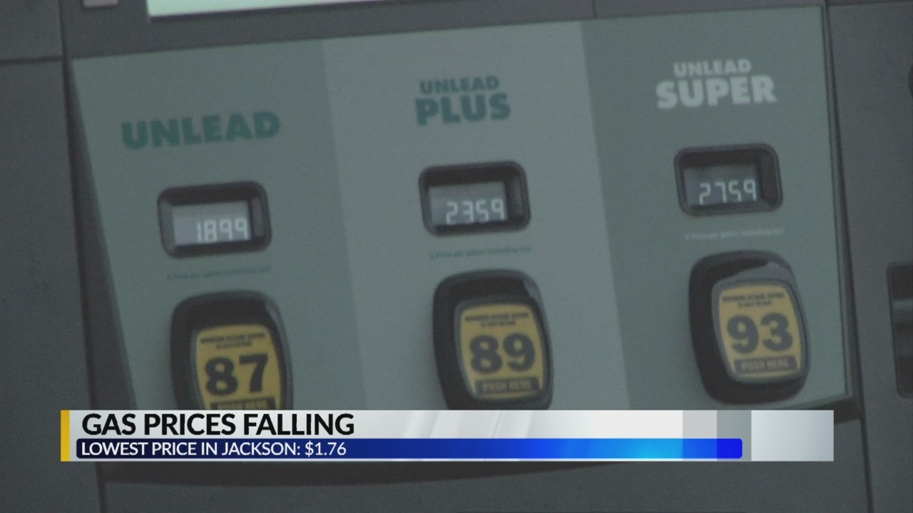 Gas Prices Keep on Falling