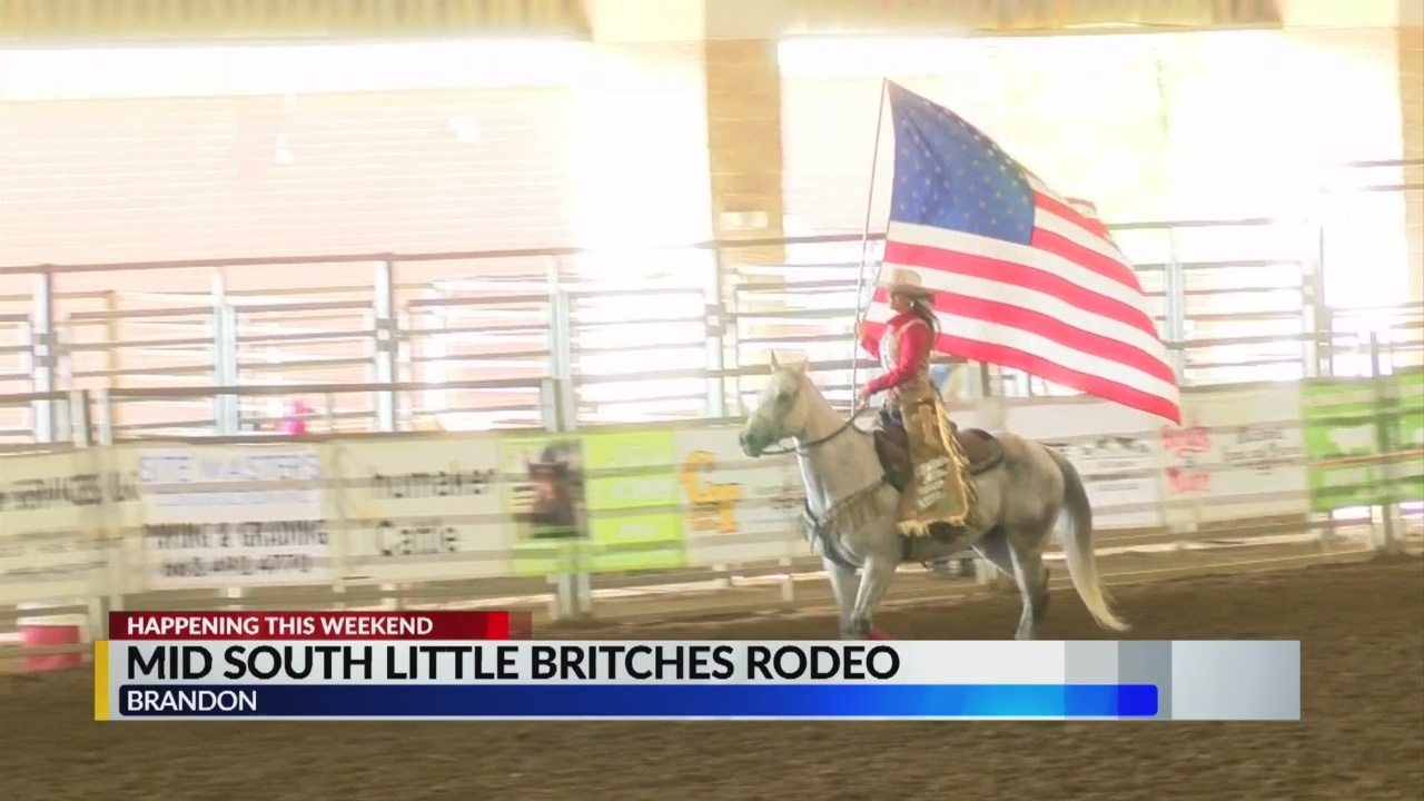 Little Britches Rodeo Coming