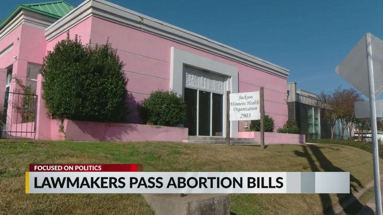 Mississippi advances ban on abortion after fetal heartbeat