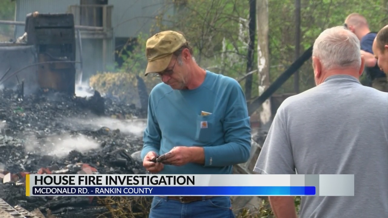House fire investigation, century old house.