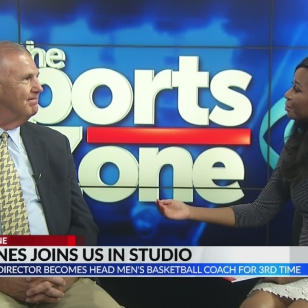 Mike Jones joins us on the Sports Zone!