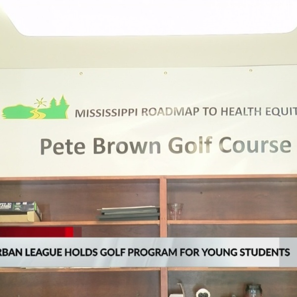 Mississippi Urban League holds golf program for young students