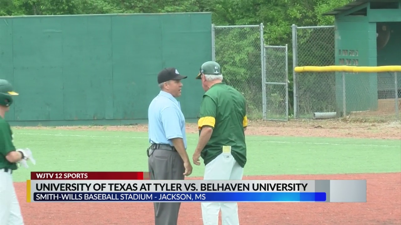 NAIA Baseball: UTT 12, Belhaven 6