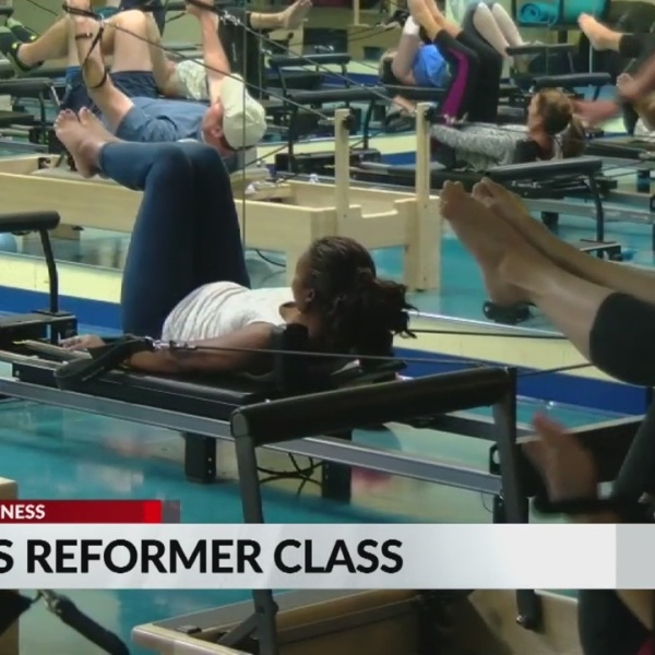 Pilates Reformer Good for All Ages