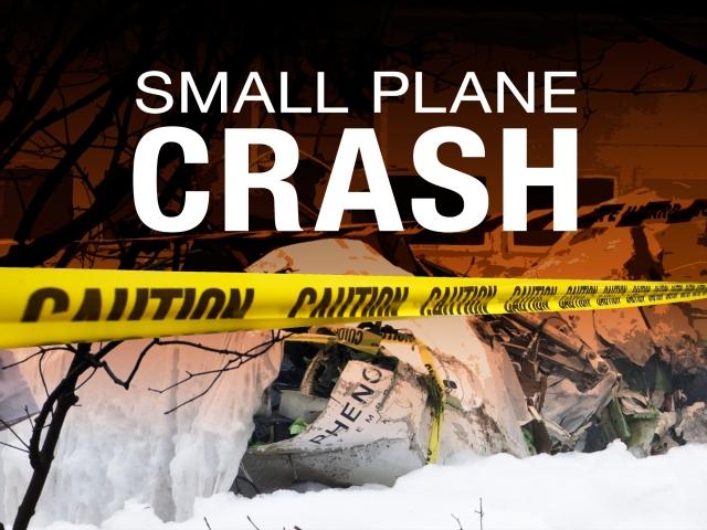 Small Plane Crash Graphic by AP Images ap_37382720857_278449