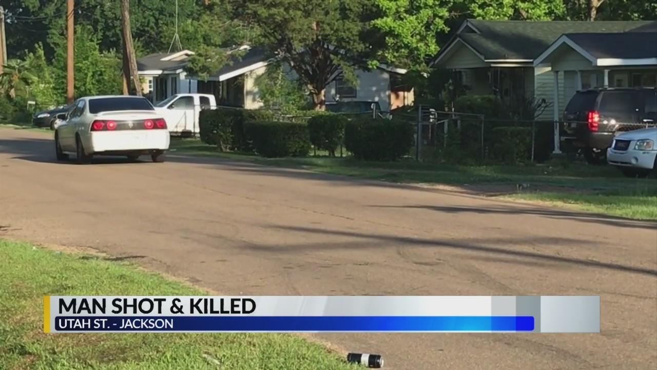 Utah street murder