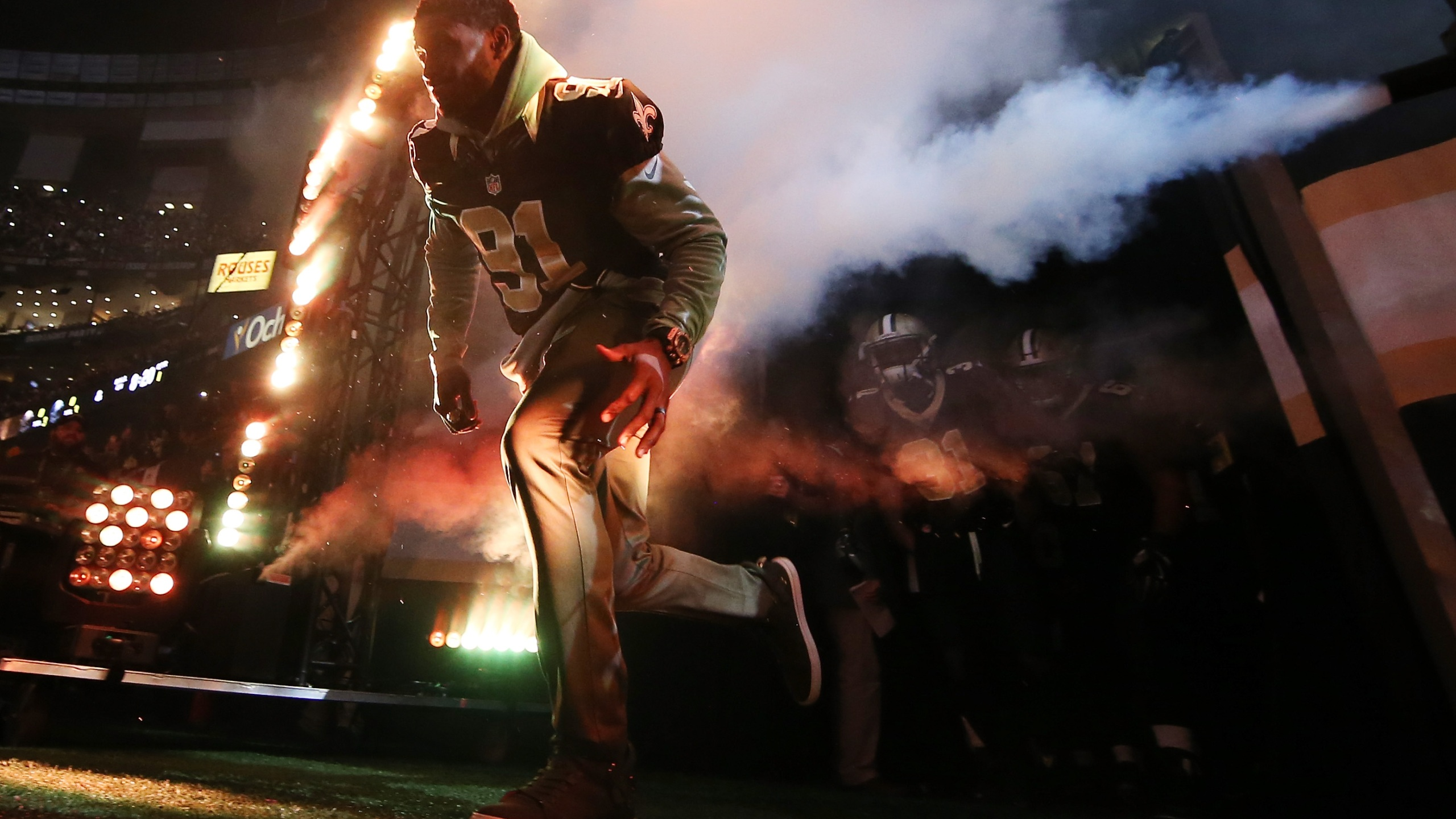 Reggie Bush Former New Orleans Saints RB