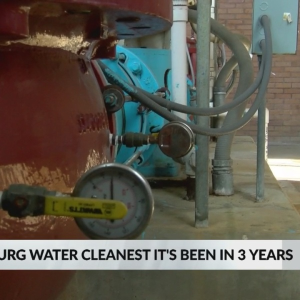 Hattiesburg drinking water given highest rating in three years