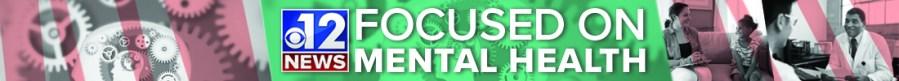 Focused On Mental Health Banner