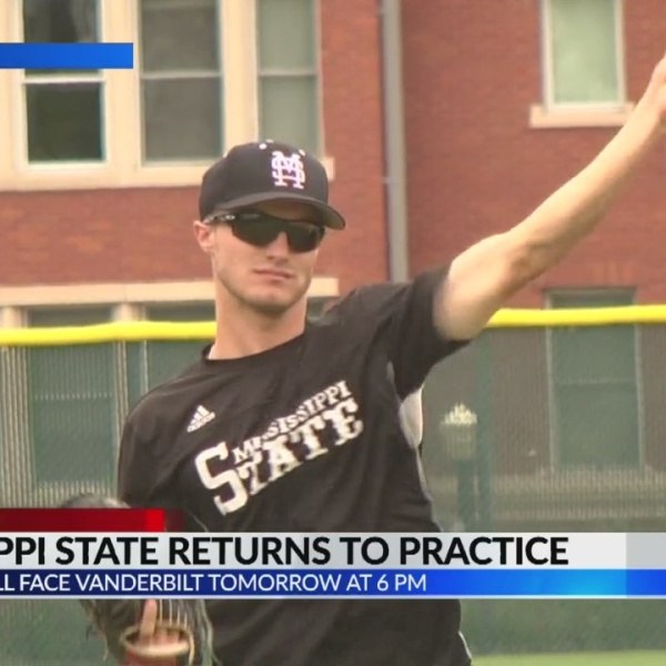 Mississippi State returns to practice