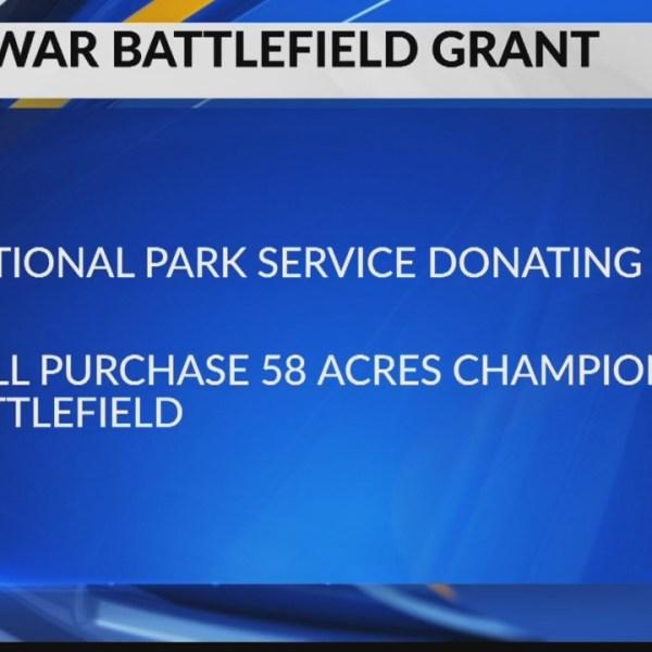 Money will preserve part of Civil War site in Mississippi