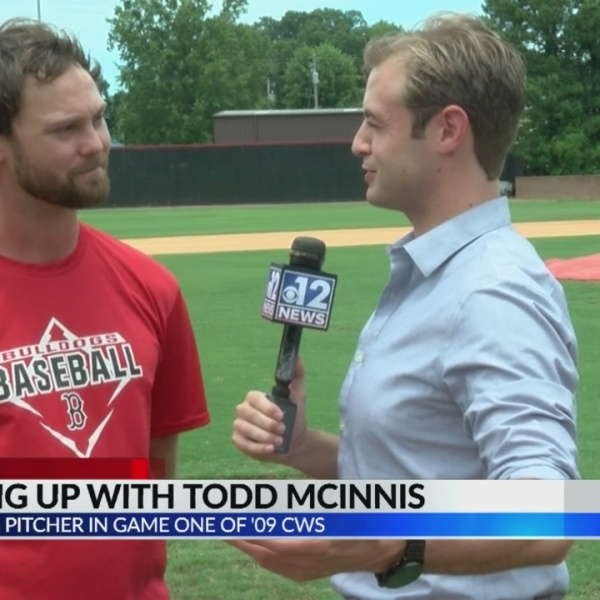 One on one with Todd McInnis