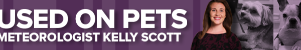 Banner used on the Pet of The Week page