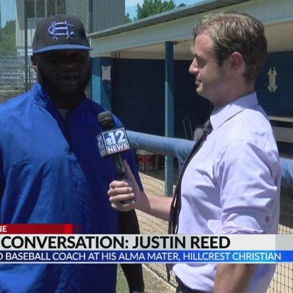 Sunday Conversation: Justin Reed