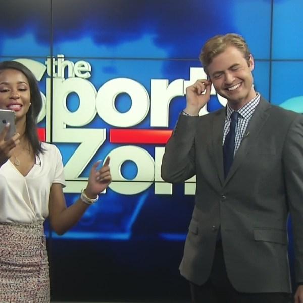The Sports Zone: Noah & Samaria react to Mississippi State's comeback win over Auburn