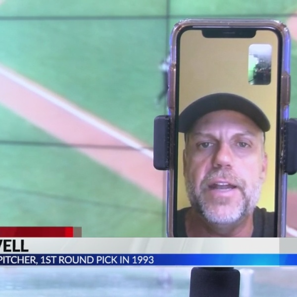 WJTV Sports checks in with former MSU pitcher Jay Powell from Omaha