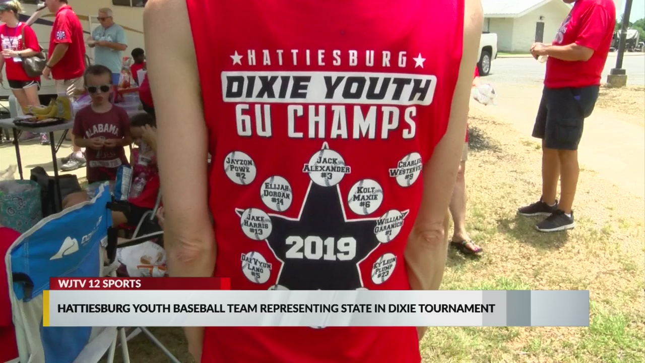 Hattiesburg Dixie Youth team makes history | WJTV