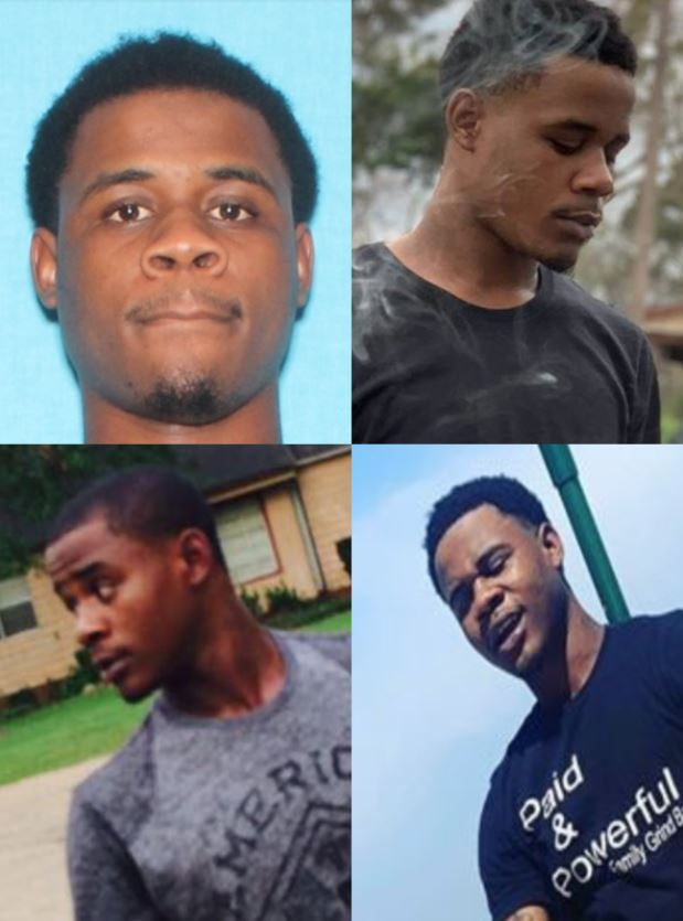 Hattiesburg murder suspect on the run is believed to be in