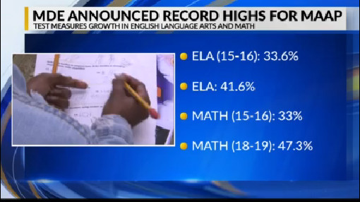 Student scores continue to rise on Mississippi state tests