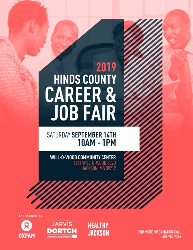 Job fair planned for Hinds County neighbors