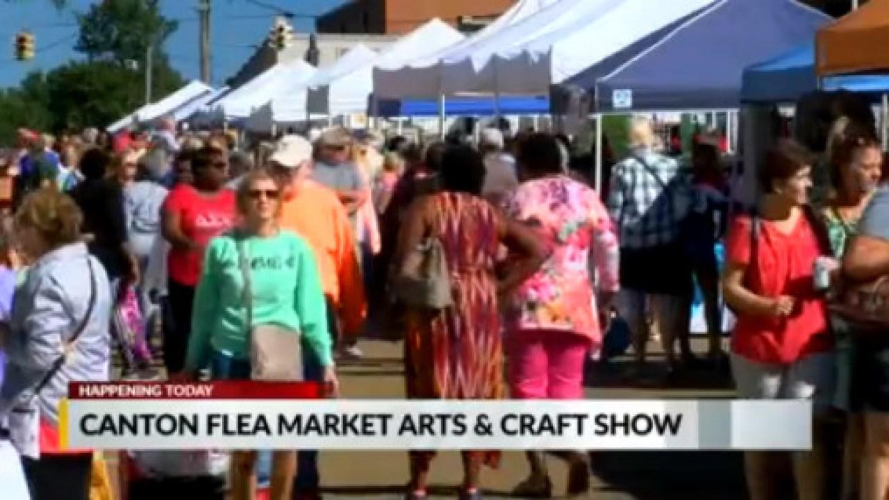 canton flea market 2020