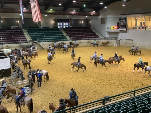 Nationally-ranked Horse Cutting comes to capital city