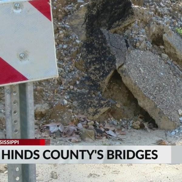 Fixing Hinds County bridges