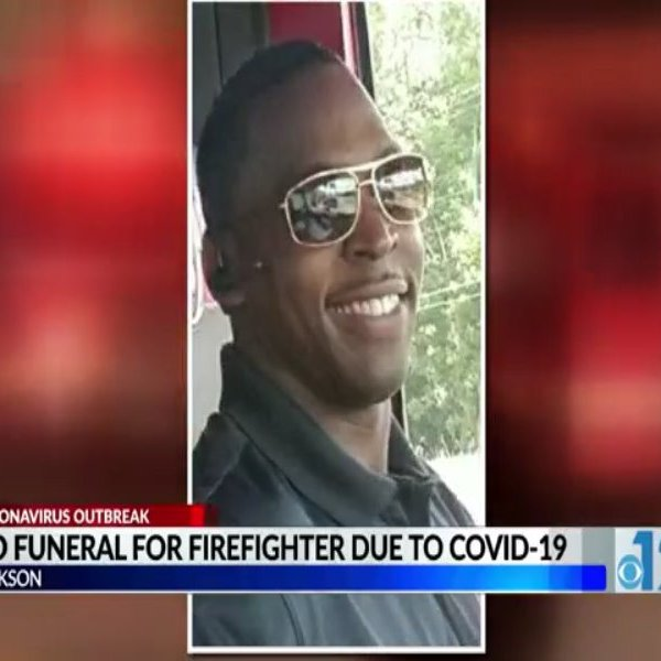 No funeral for firefighter