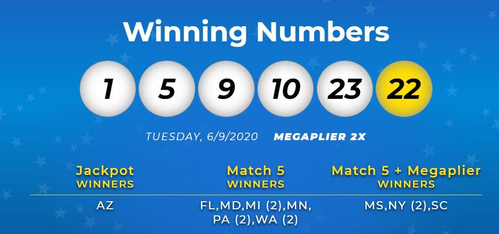 Mega Million Lottery Winner In Mississippi Wjtv