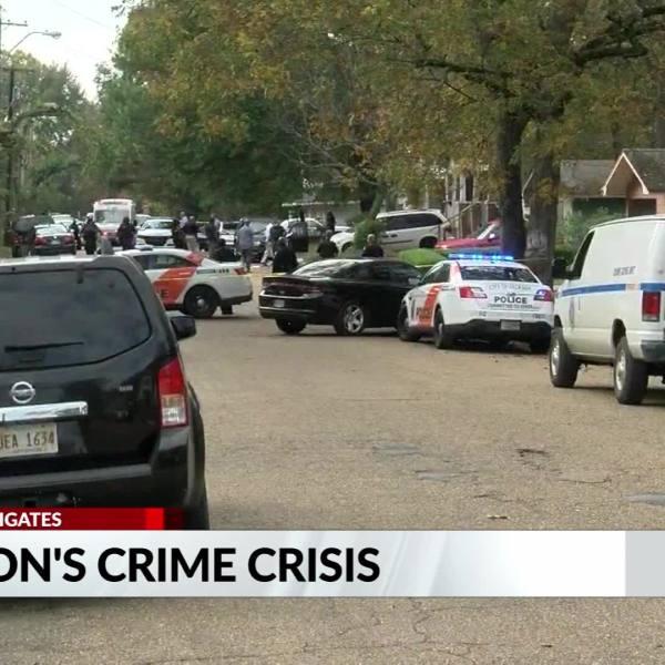 Jackson crime