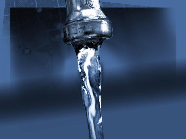 Water distribution in Jackson for March 3