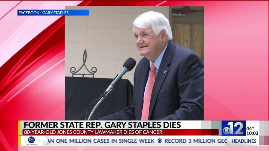Former Mississippi Rep. Gary Staples passes away