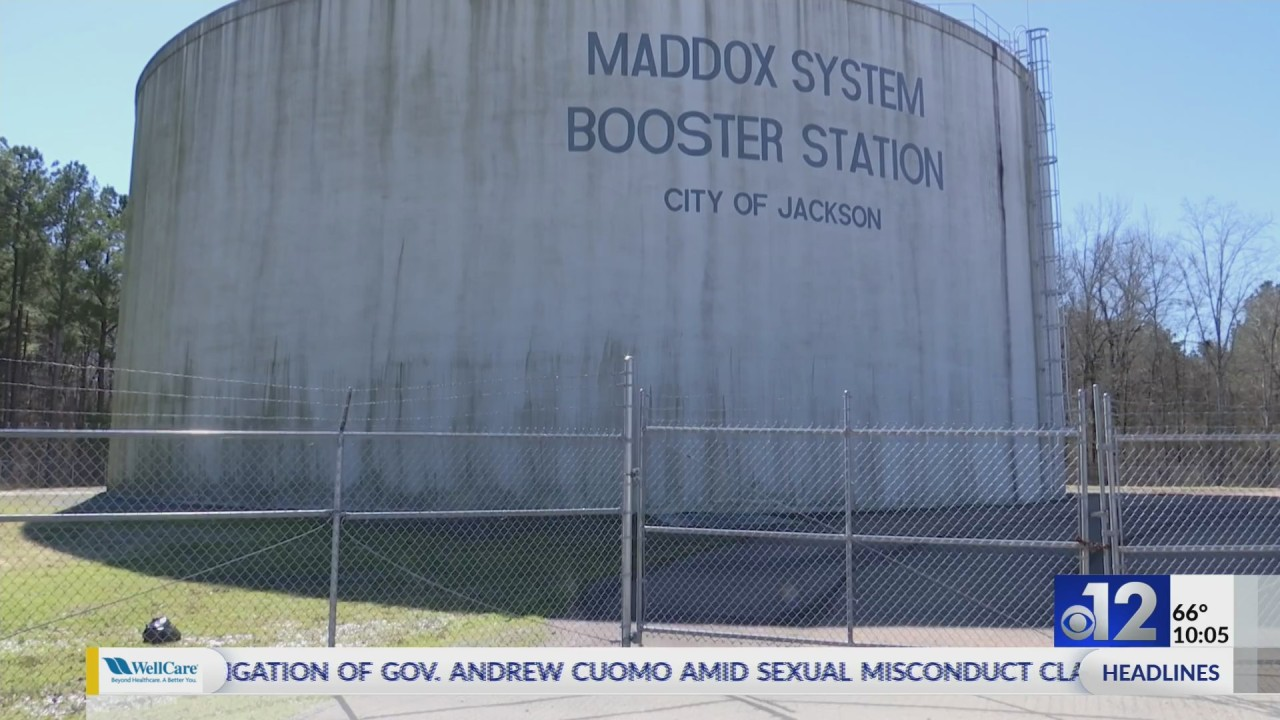 12 News Investigates: Inoperable booster station in South Jackson