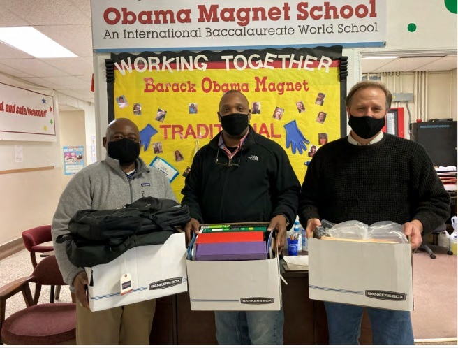 Obama magnet