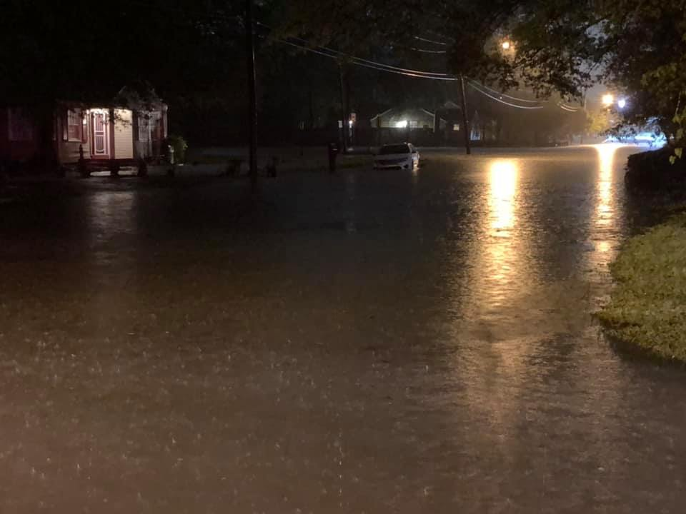 Photos: Flash flooding in metro from severe storms